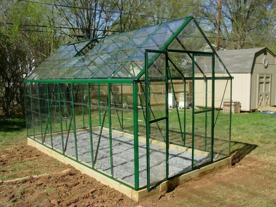 Perfect Greenhouse Assembled By Team Microfarm Microfarmgardens Com Parques