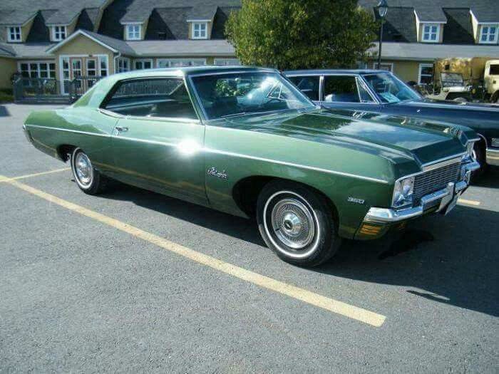 70 Impala Sport Reportedly A Canadian Only Model Impala