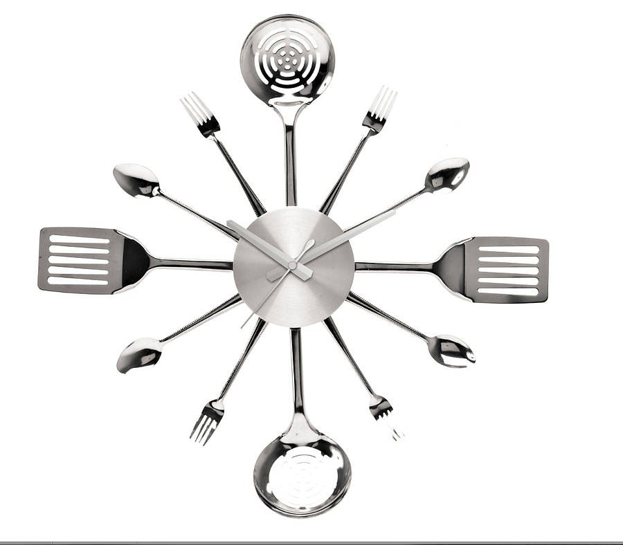 Garden Tool Salad Servers | Kitchen utensils, Utensils and Wall clocks