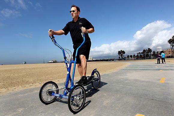 Bicicletas elipticas para la calle por qu una bicicleta el ptica pinterest gym - Beneficios de la bici eliptica ...
