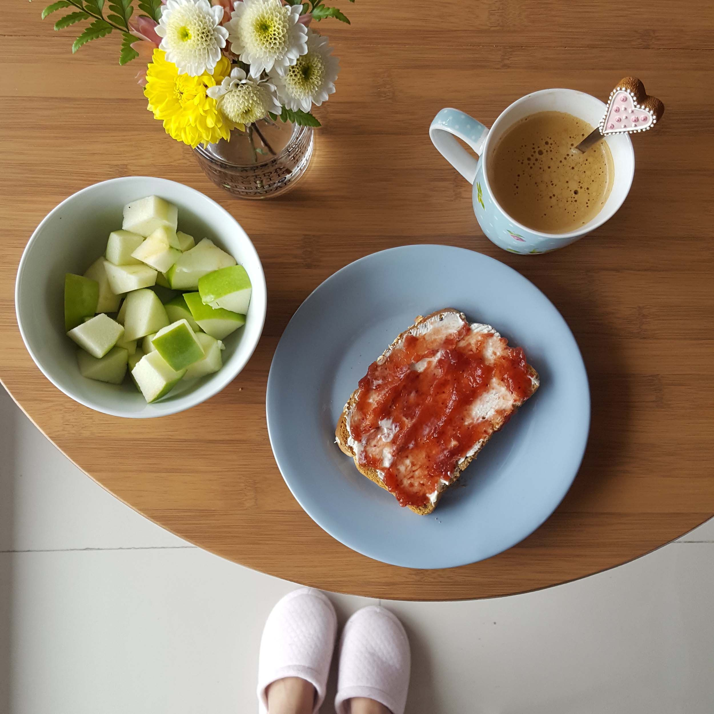 desayunos faciles y saludables argentina