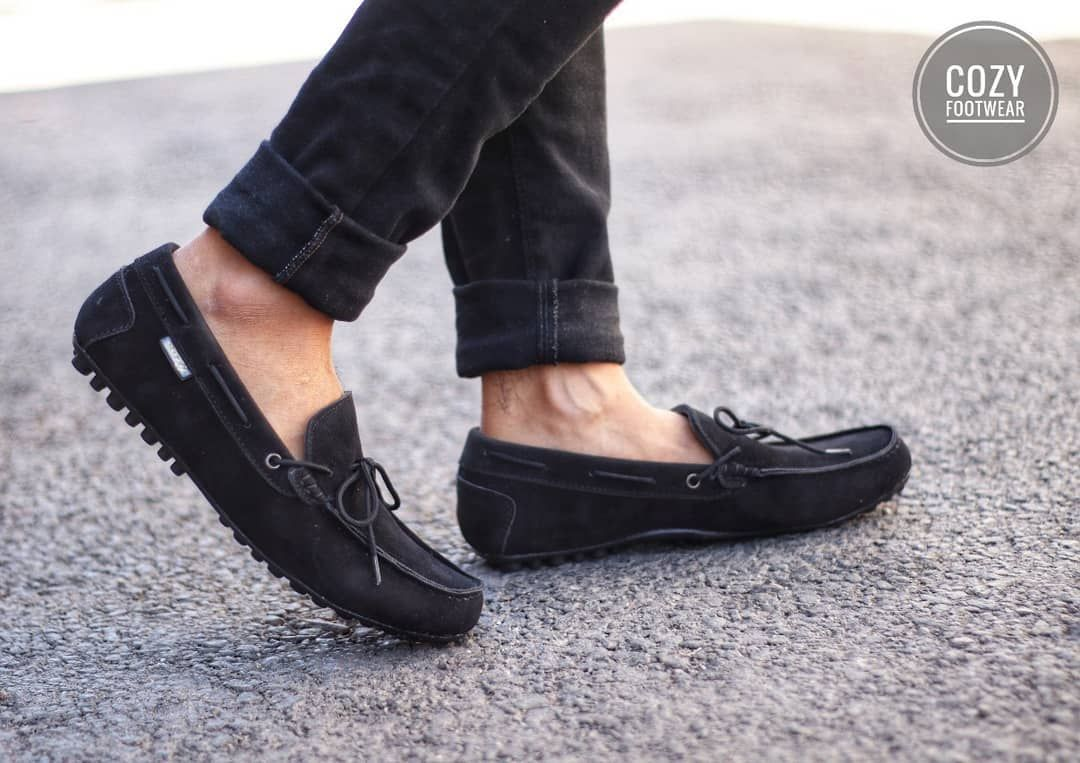 Sepatu Casual Pria Cozy Footwear