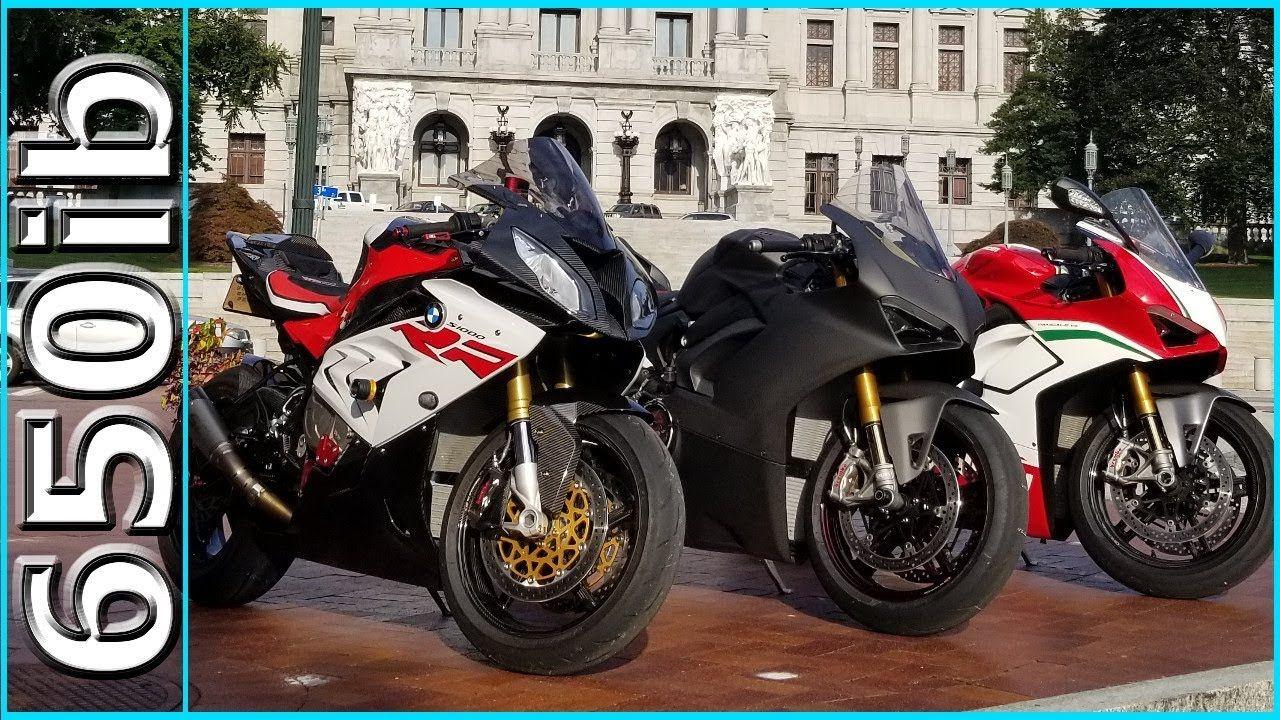 Carbon Fiber Ducati V4 Vs V4 Speciale Vs 2018 S1000rr