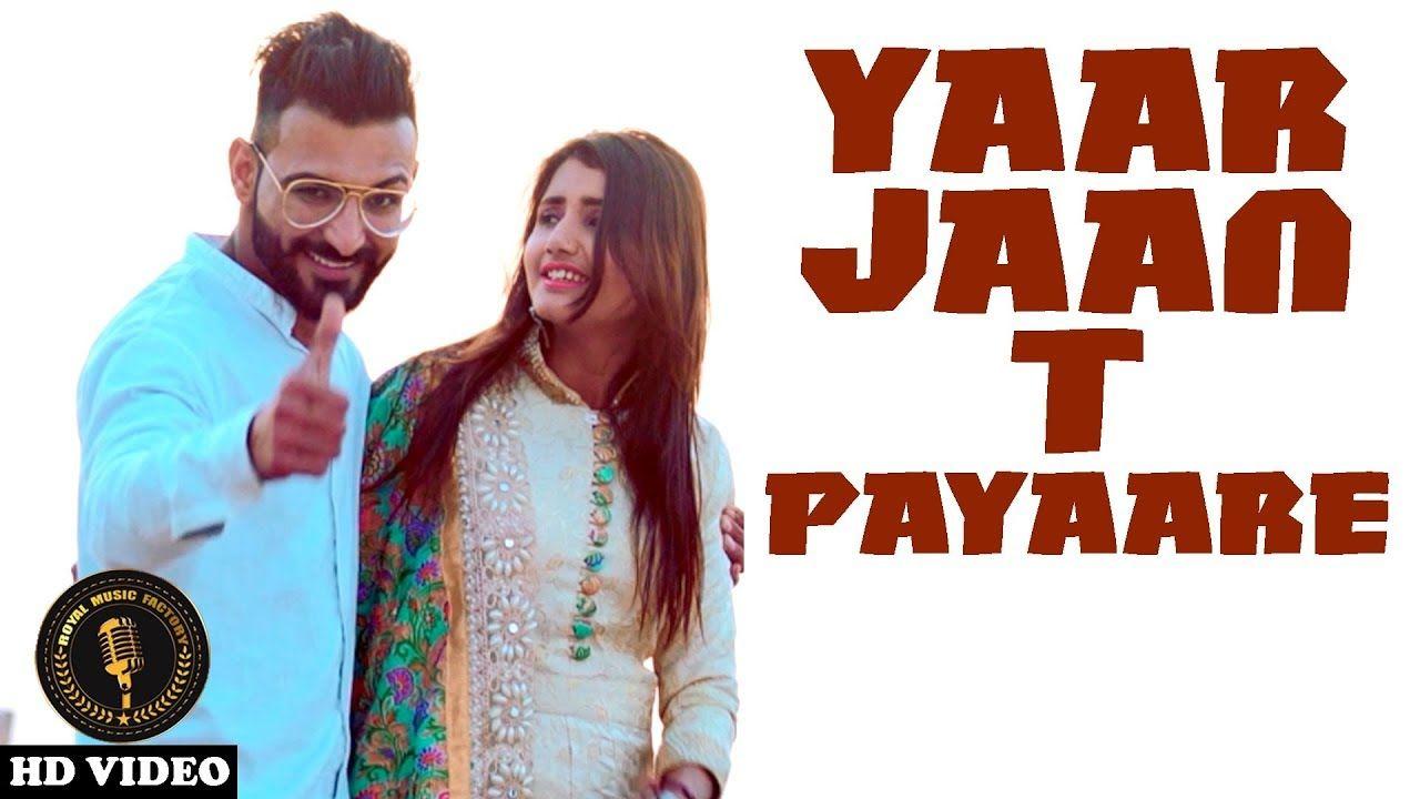 Liked on YouTube: Yaar Jaan T Payaare   Raj Mawar Mithu