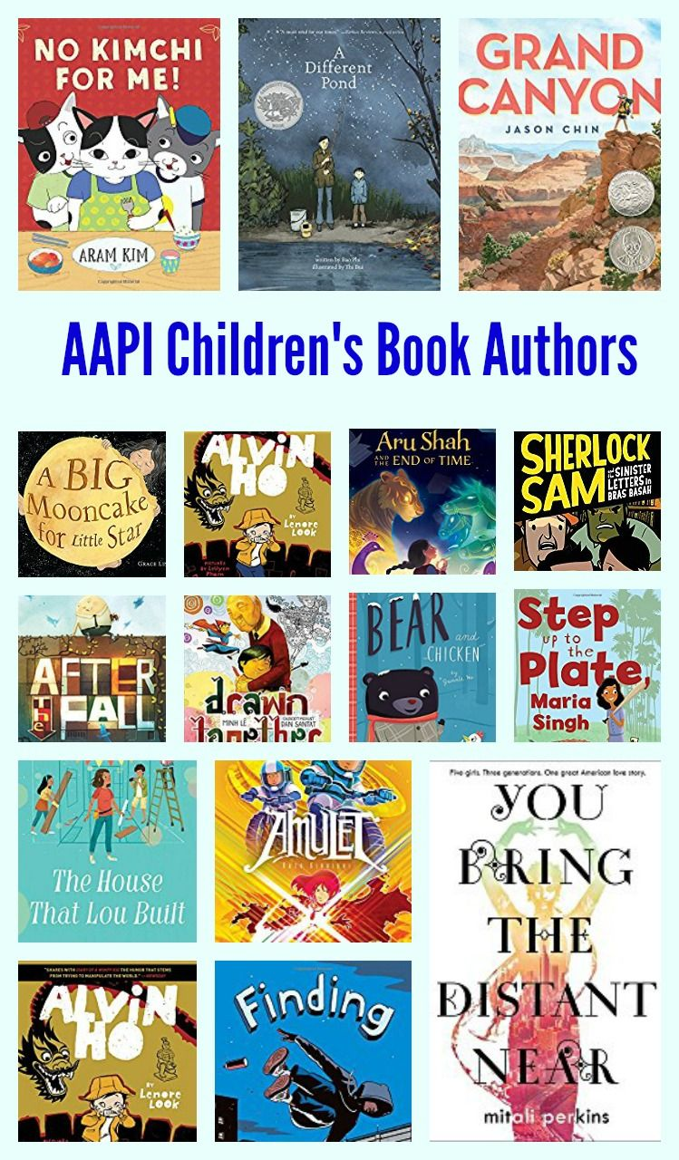 Aapi Children S Book Authors And Illustrators Childrens Books Multicultural Books Childrens Authors Read children picture books online for