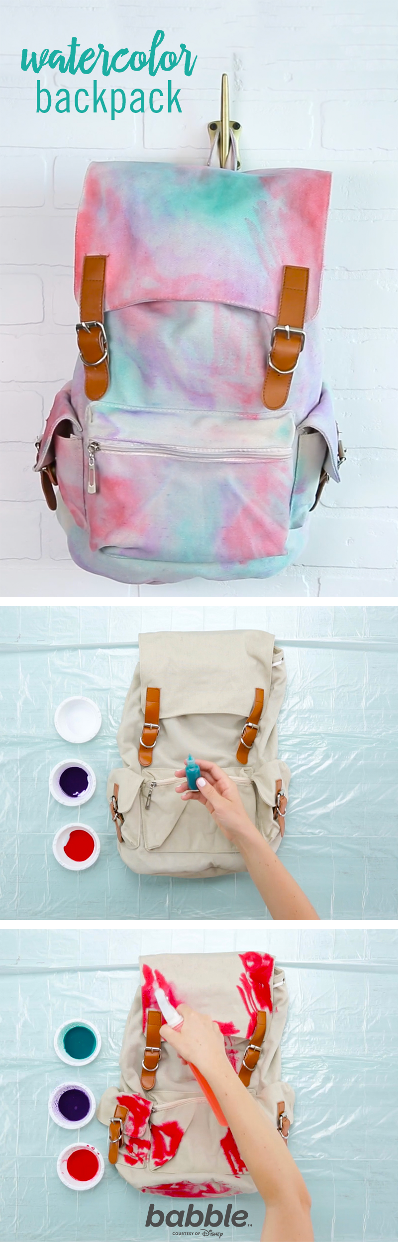 Send Your Kids Back to School in Style with This DIY