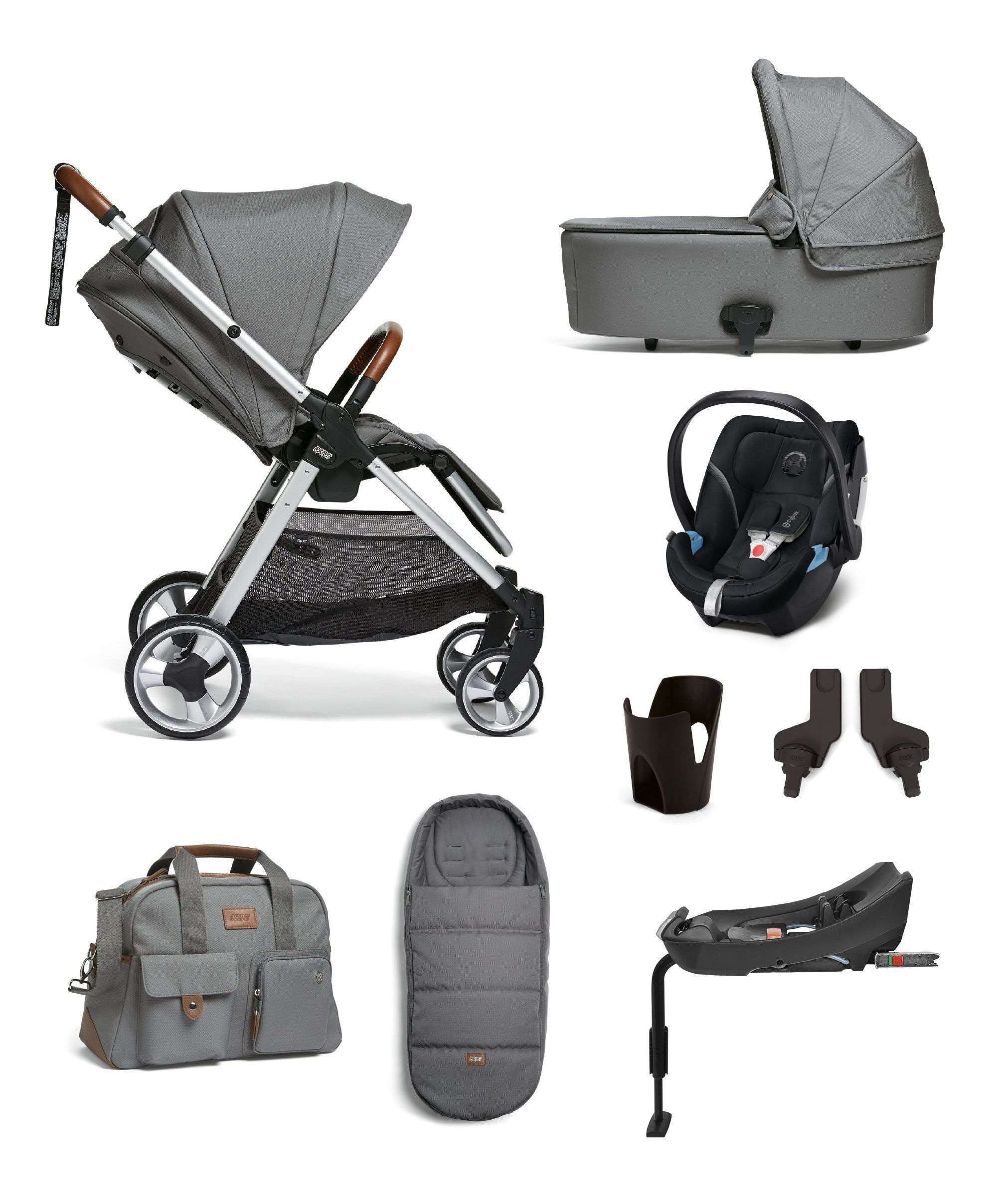 Designed for the smallest of spaces & ultimate portability