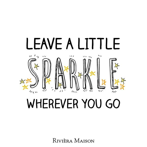#rivièramaison quotes sparkle interior living
