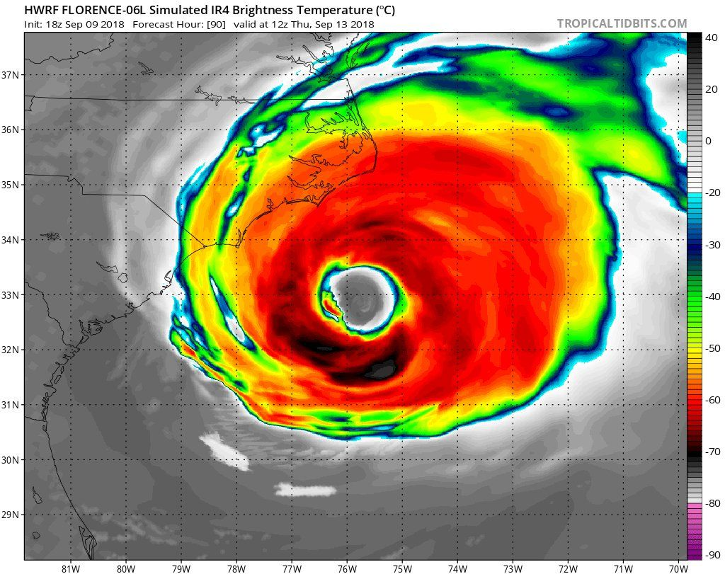 Eric Holthaus On National Hurricane Center In This Moment Messages