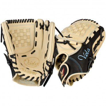 Allstar Vela 3 Finger Fgsbv 12 Fastpitch Softball Glove 12 Inch