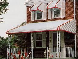 How to Maintain Your Home's Aluminum Awnings   Awnings