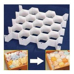 Honeycomb Plate For Drawer