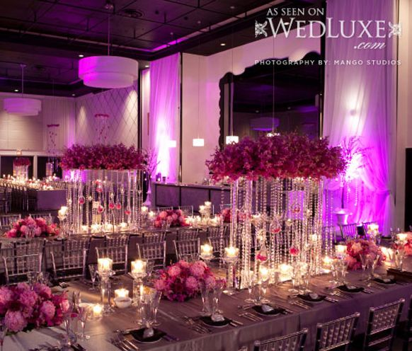 Stunning Luxury Wedding Reception Decorations Part 1 Tablescapes
