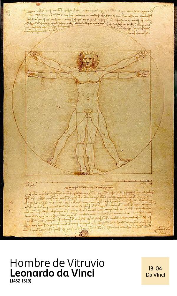Leonardo da Vinci, fue un maestro de la anatomía topográfica ...