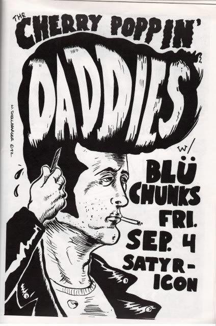 Cherry Poppin' Daddies Wayne Shellabarger. neo-swing band