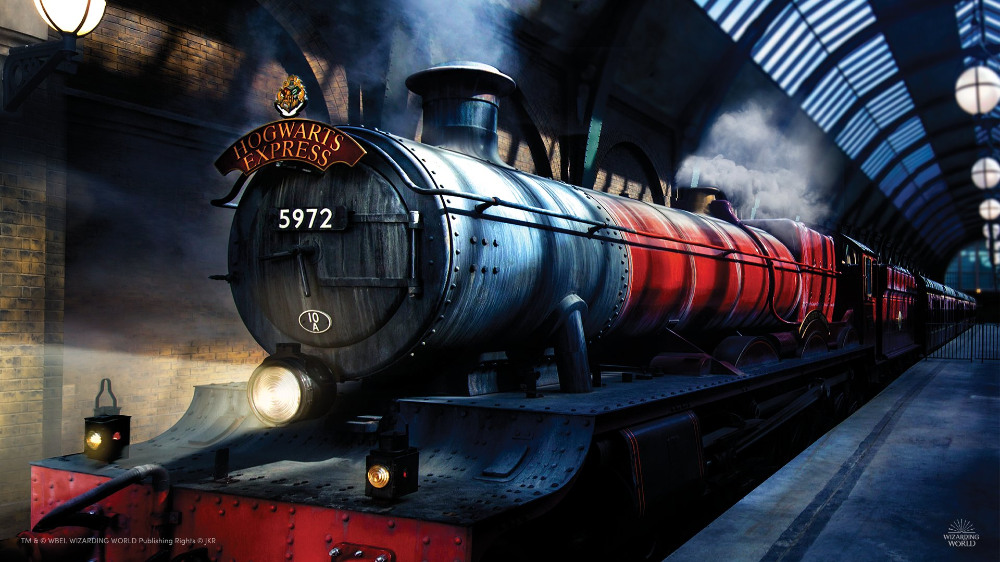 Wizarding World On Twitter Harry Potter Train Harry Potter Pictures Hogwarts Train