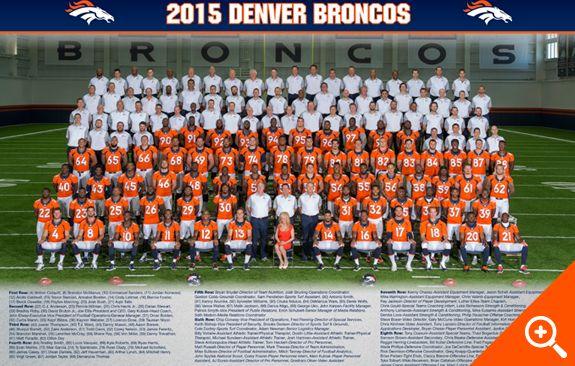 Afc 2016 Championship Team Denver Broncos Denver Broncos Team Broncos