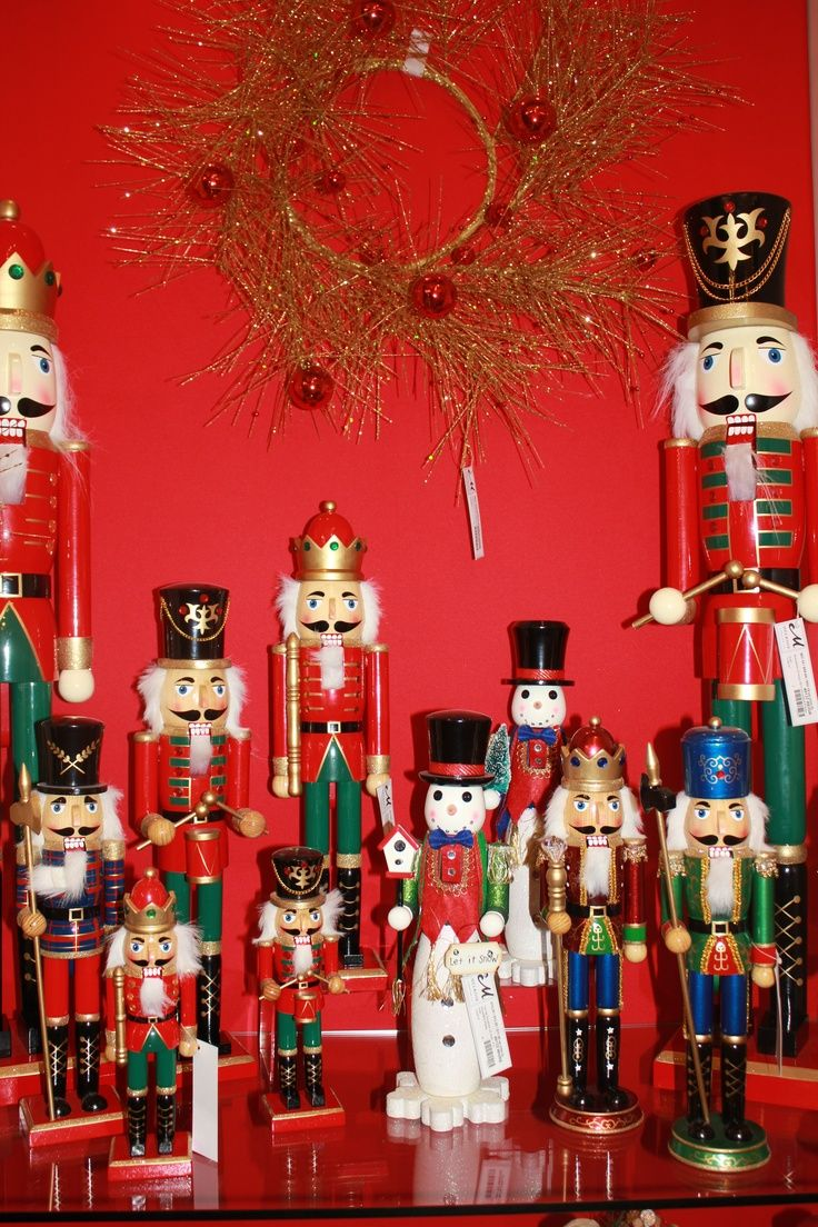 Pin by Christmas Memories on Nutcrackers   Pinterest   Wonderful time