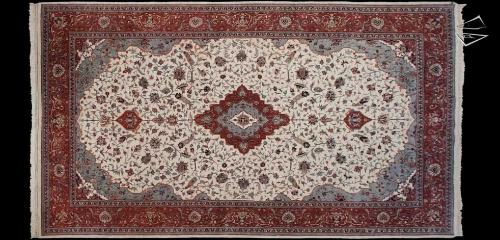 Kashan Design Rug Rugs Large Rugs Rugs On Carpet
