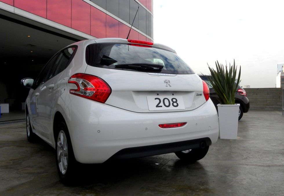 new car reg release dateNew Review 2016 Peugeot 208 Release Rear View Model  Best of Top