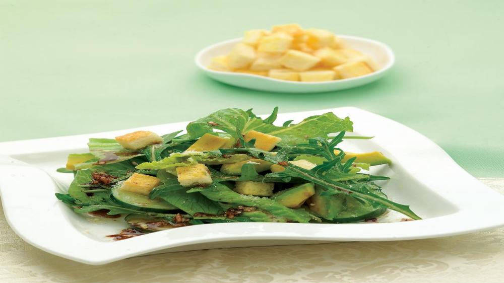 Green Salad Makanan Minuman Makanan Salad
