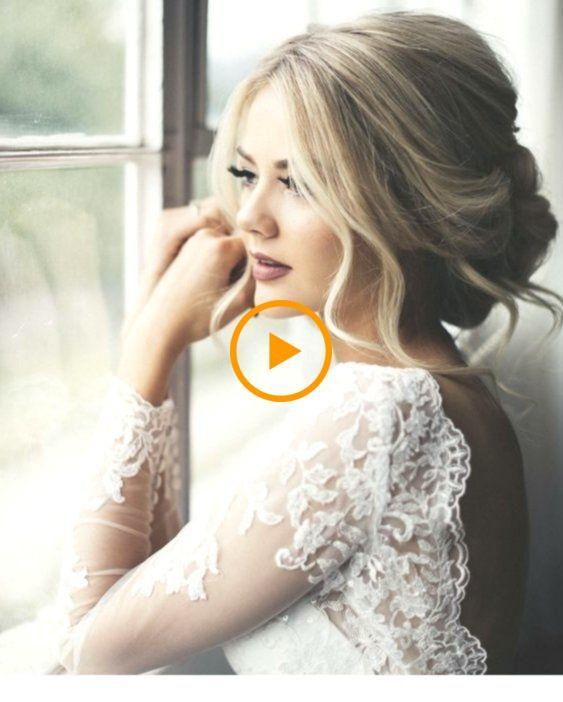 Hermoso vestido de novia sin espalda con encaje – # Sin espalda #Vestido # Encaje #nice # Mariage