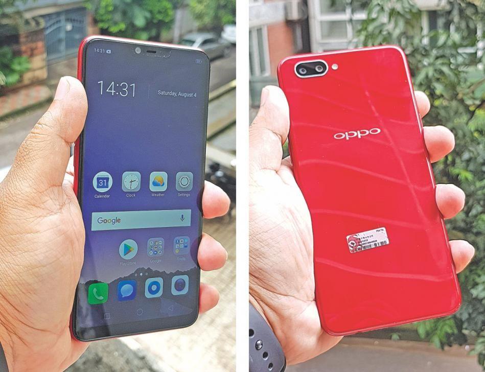 OPPO A3s | Bytes | Smartphone, Samsung galaxy, Galaxy phone