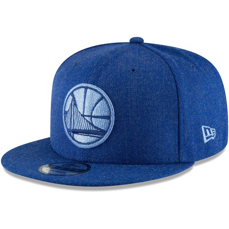 more photos cb2f2 b5fa2 Golden State Warriors New Era Youth Junior Twisted Frame 9FIFTY Adjustable  Hat – Royal