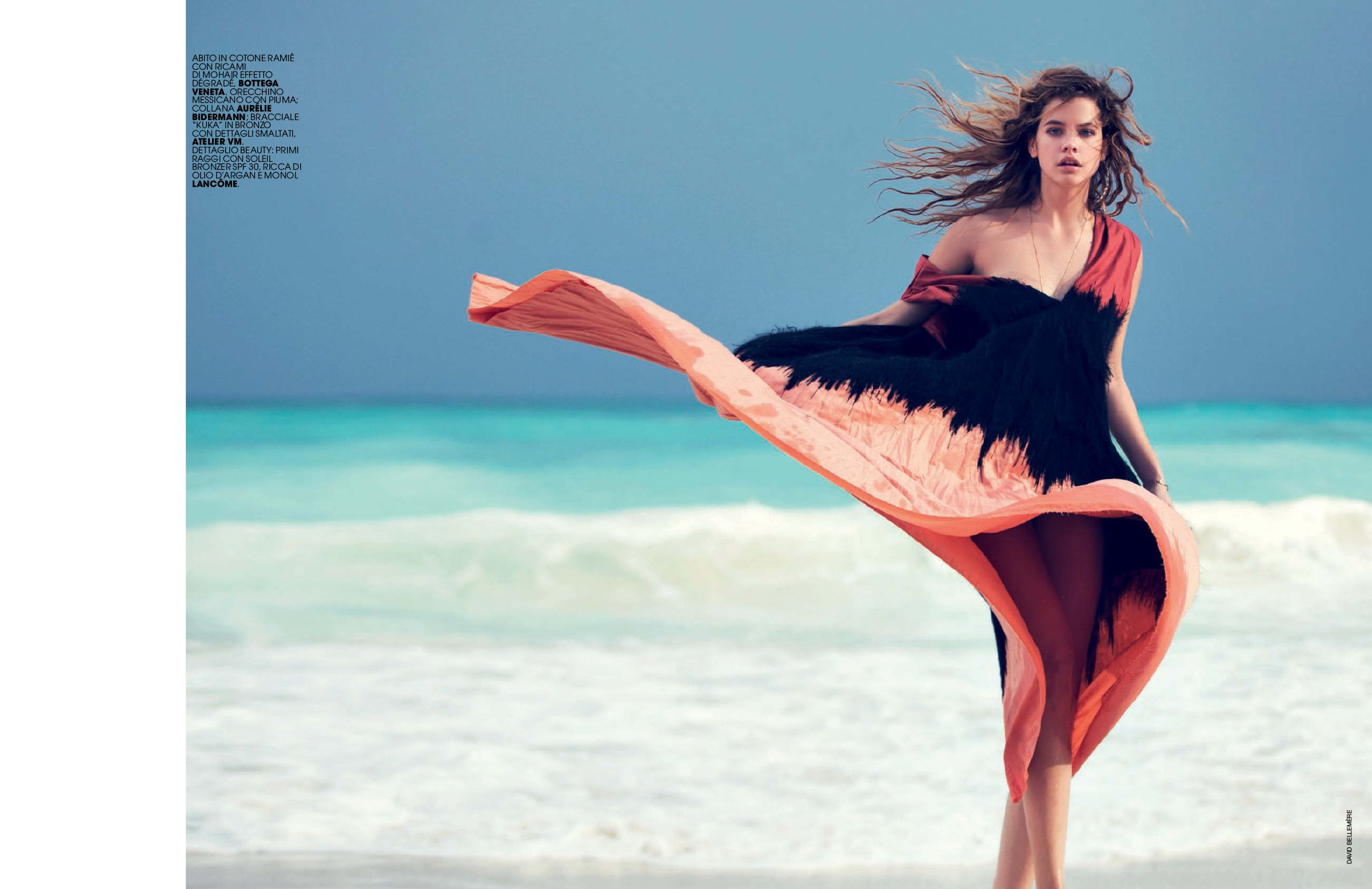 HOLIDAY DIARY FROM BARBARA PALVIN Photographer: David Bellemere ...