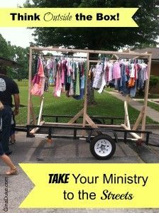 Women's Ministry Wednesday – Think Outside the Box   Gina Duke / Churchtown Ministries