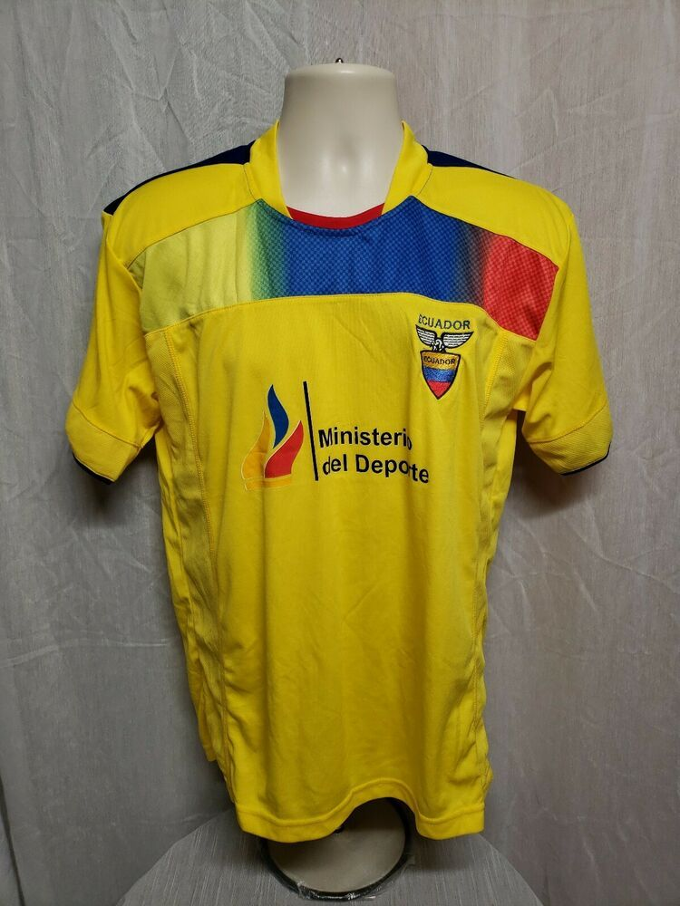 Marathon Ecuador National Soccer Team Ministerio del