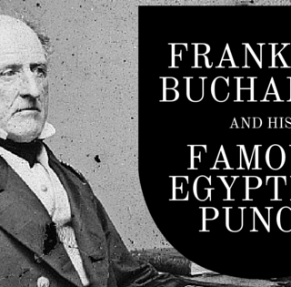 Franklin Buchanan's Famous Egyptian Punch | Military Drink