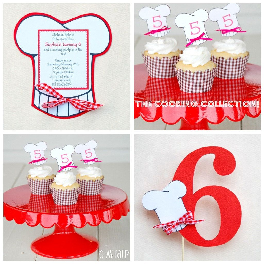 Cooking Party | Cooking Party | Pinterest