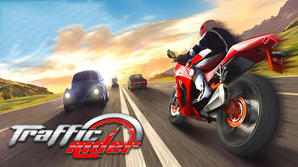 Traffic Rider Mod Apk Latest v1.62( Unlimited Money