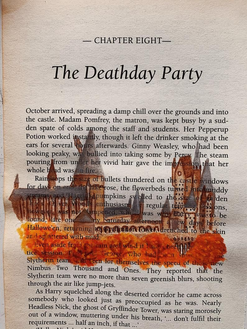 Autumn Hogwarts Inspired Acrylic Harry Potter Book Page Etsy Harry Potter Background Harry Potter Poster Harry Potter Stickers