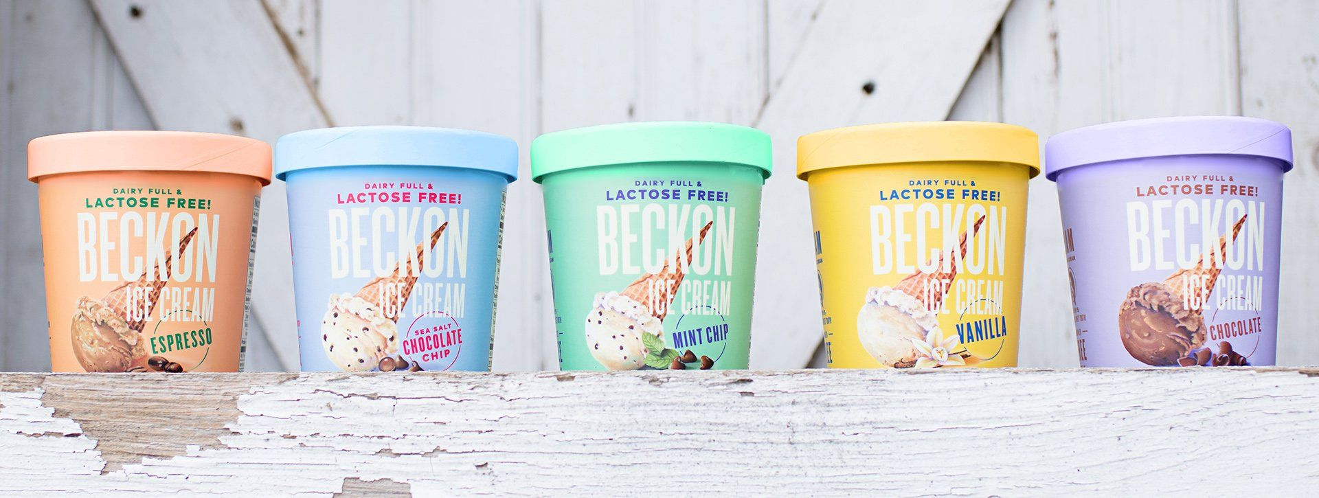 Home Beckon Ice Cream Ice Cream Packaging Fancy Food Food Shows