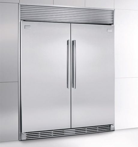 This Built In All Refrigerator Freezer Offers Total Gross Capacity Of 33 4 Cu Ft And With Energy Star Rating Is Also Quite Economical To Run