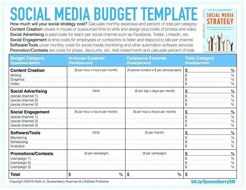 Social Media Post Schedule Template Best Of social Media