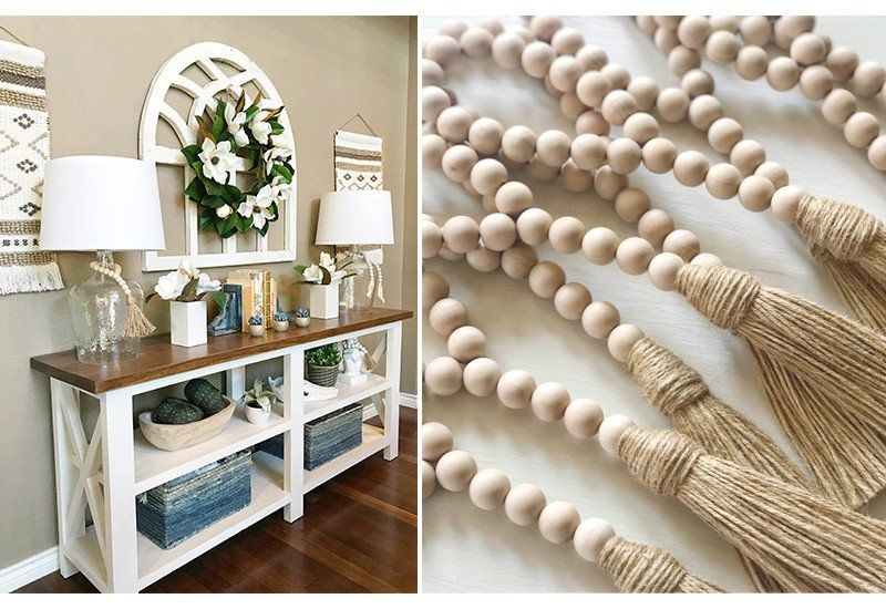 Diy Project The Original Casa Beads Use On Demi John Bottles By
