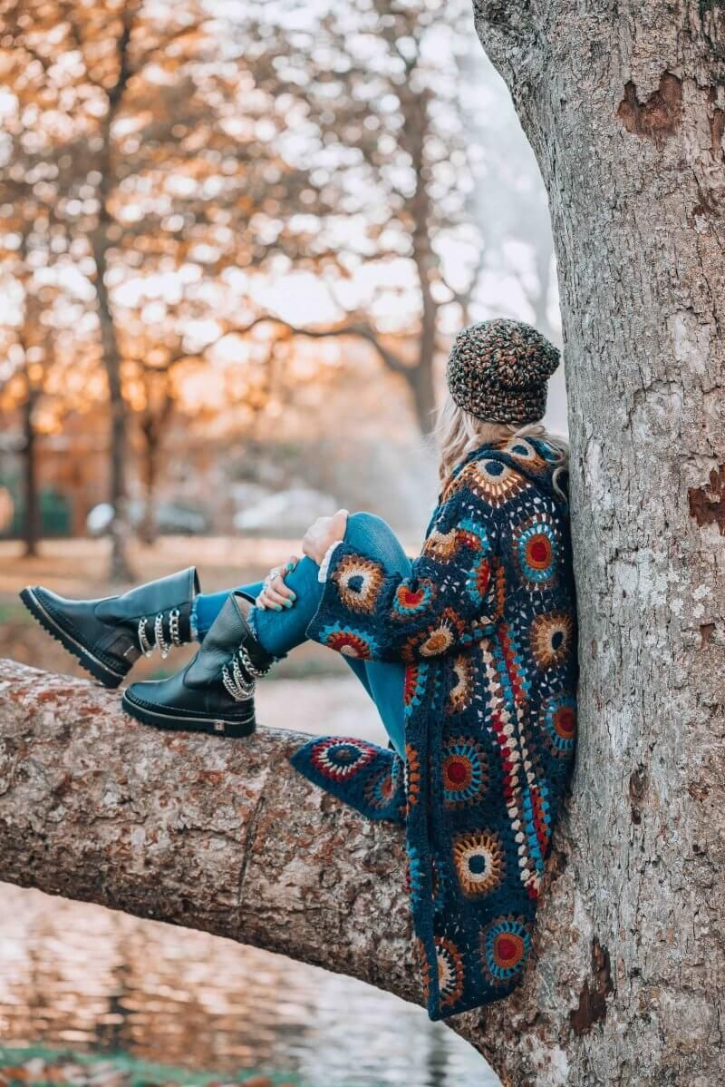 Die süßesten Boho-Winterstiefel, die Sie in dieser Saison warm halten   – Boho