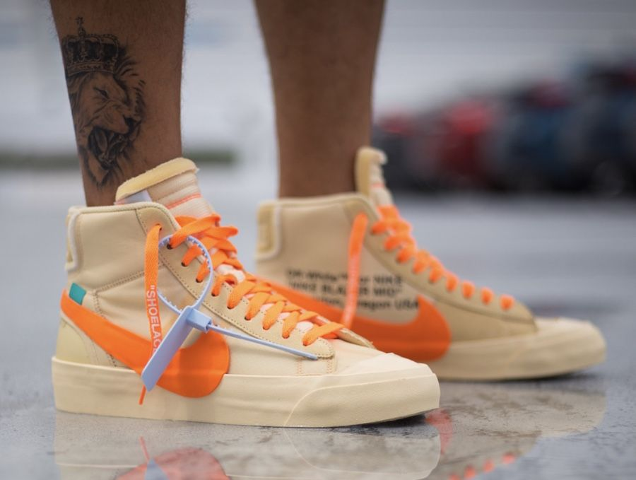 a8e3bcf8acabe Off-White Nike Blazer Mid All Hallows Eve Release Date - SBD ...