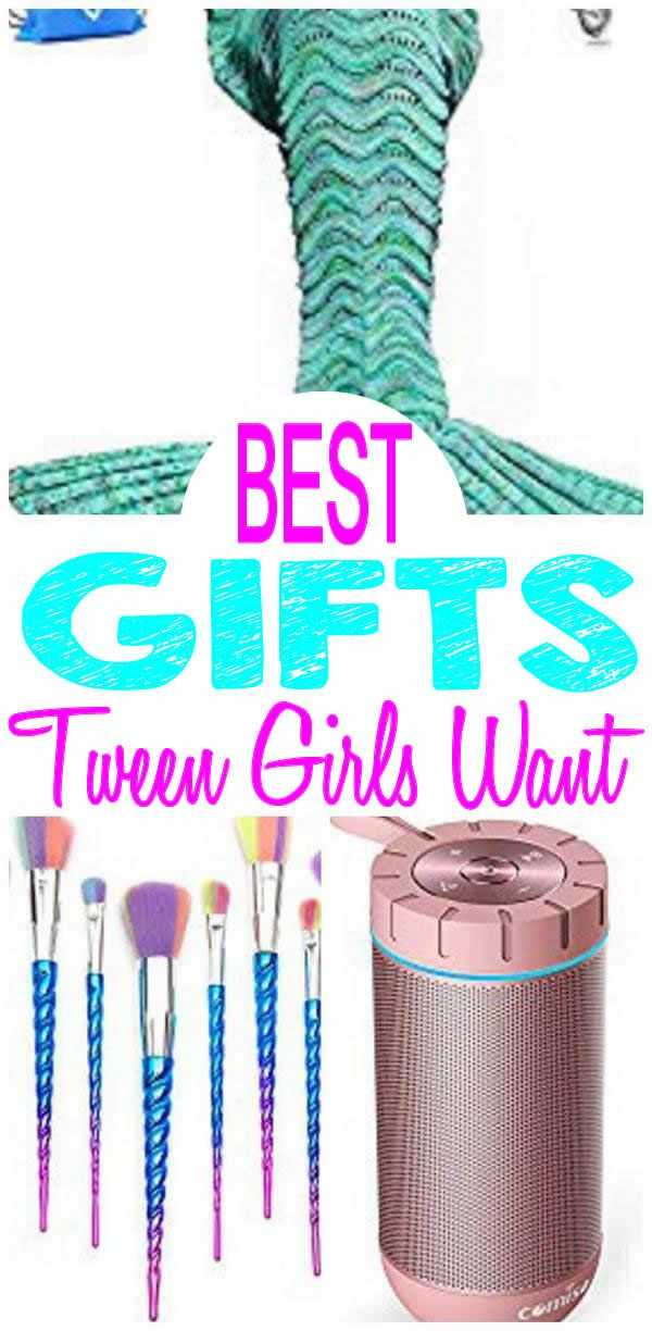 Tween Girl Gifts Get The BEST Girls Will Want Find Most Popular And Trendy Presents For A Her Birthday Christmas