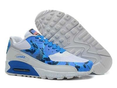 Nike air max online 90 hyperfuse premium mens black blue white shoes nike free run nike running shoes clearance Excellent quality