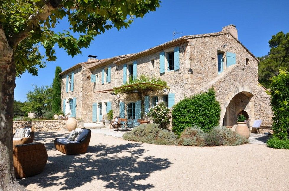 La bergerie de gibran provence houses old world for French countryside homes