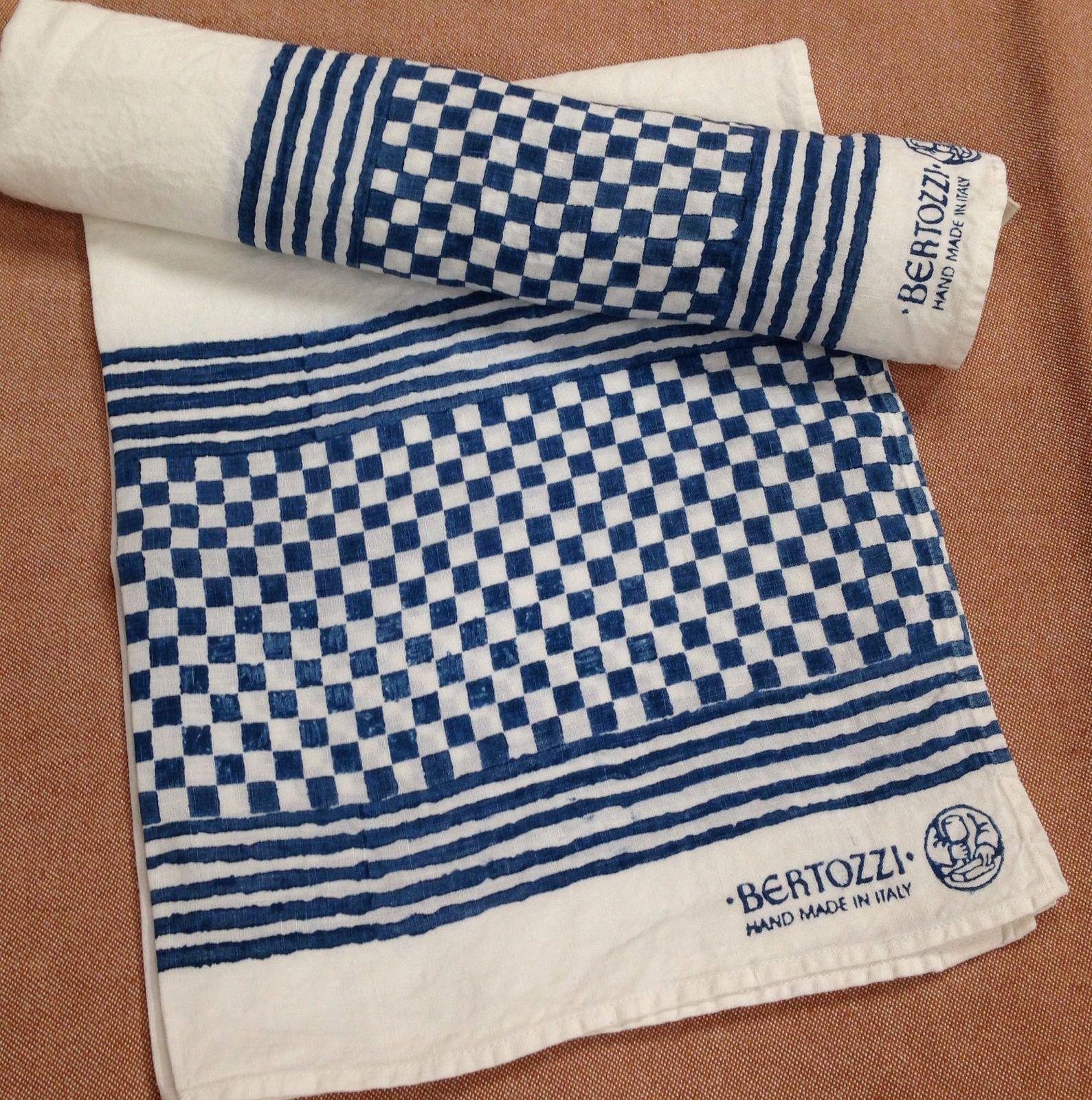 Pure Linen Contemporary Kitchen Towels by Bertozzi   Towels, Linens ...