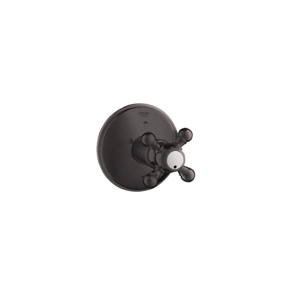 Grohe America Inc 19 219 Geneva 3 Port Diverter Valve Trim Only