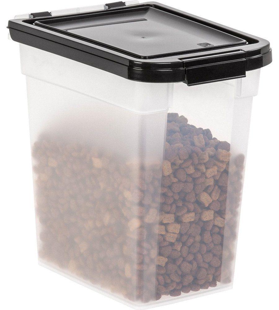 Iris USA INC 300555 10 Lb Airtight Pet Food Storage Container