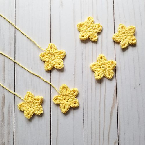 Ravelry Little Star Applique Pattern By Jessica Ryan Crochet