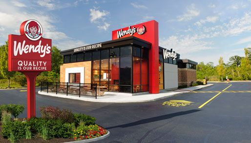 I Just Saw A Brand New Wendy S One Like This Now Opened Near My Area Design Is Absolutely Amazing Do Hope All Of The Older Restaurants