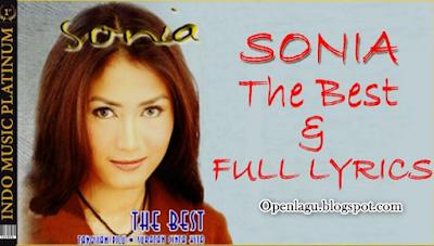 Kumpulan Lagu Malaysia Sonia Mp3 Full Album Terpopuler